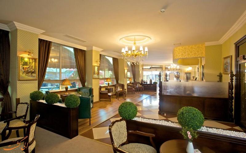هتل 4 ستاره مای اسس استانبول