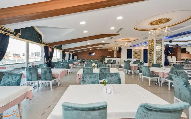 هتل 4 ستاره مارناس