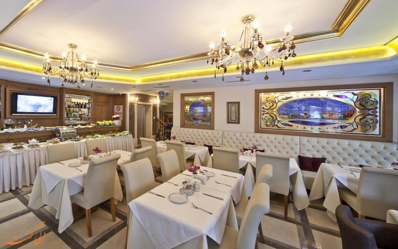 هتل جی ال کی پریمایر آکروپل در استانبول