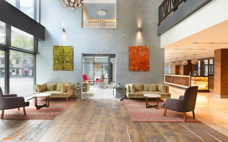 هتل 4 ستاره رامادا انکور در تفلیس
