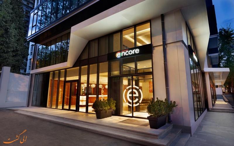هتل 4 ستاره رامادا انکور