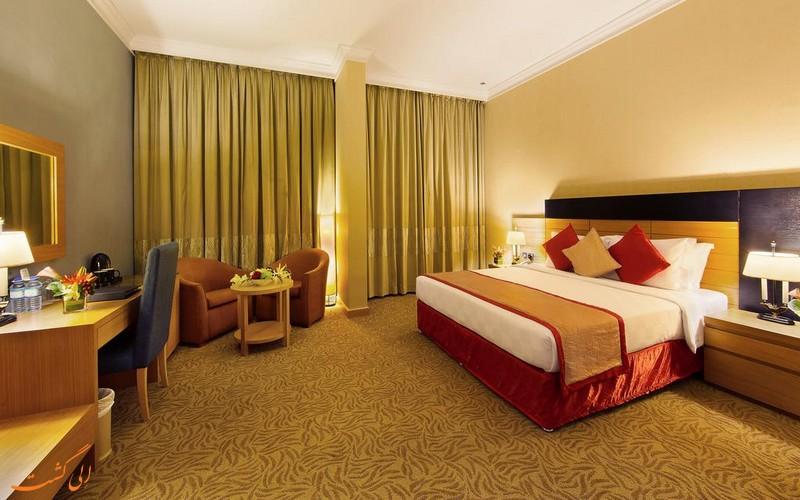 هتل لوتوس گرند در دبی