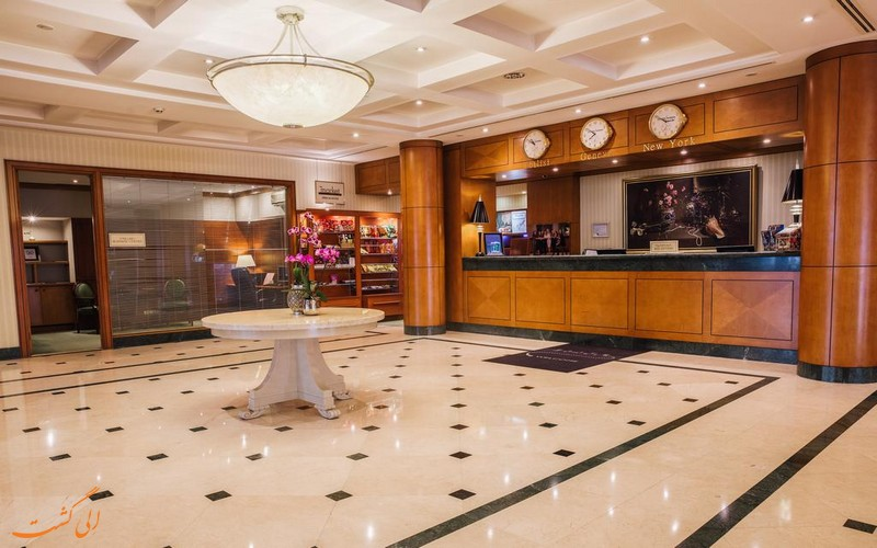 هتل 4 ستاره کورتیارد در تفلیس