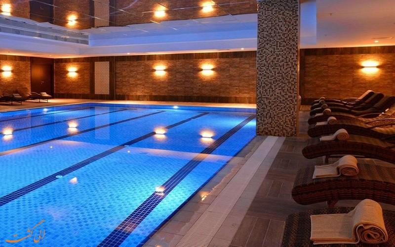 هتل 5 ستاره کلاریون محموتبی در استانبول