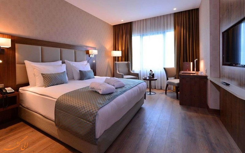 هتل 5 ستاره کلاریون محموتبی