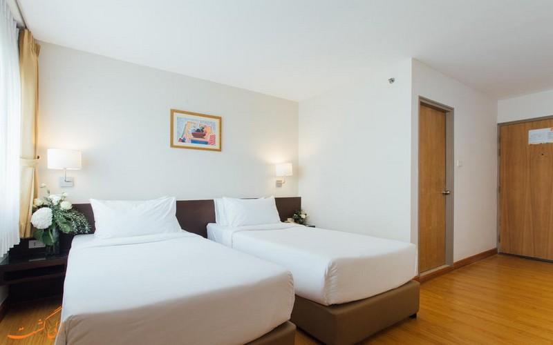 هتل 3 ستاره سیزنز سیام بانکوک
