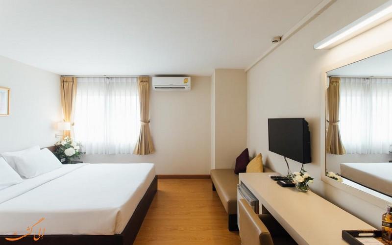 هتل 3 ستاره سیزنز سیام