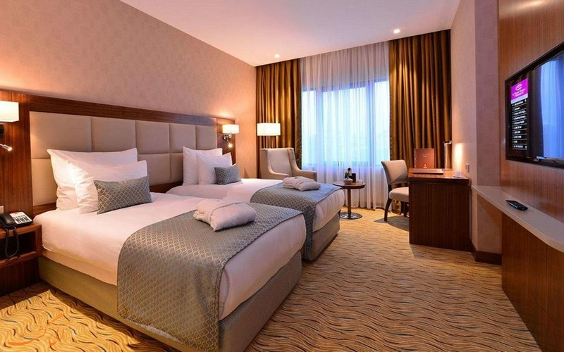 هتل کلاریون محموتبی