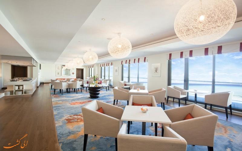 هتل 5 ستاره جی ای اوشن ویو در دبی