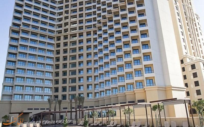 هتل جی ای اوشن ویو دبی