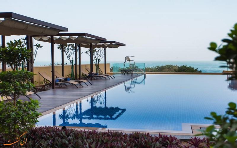 هتل 5 ستاره جی ای اوشن ویو دبی