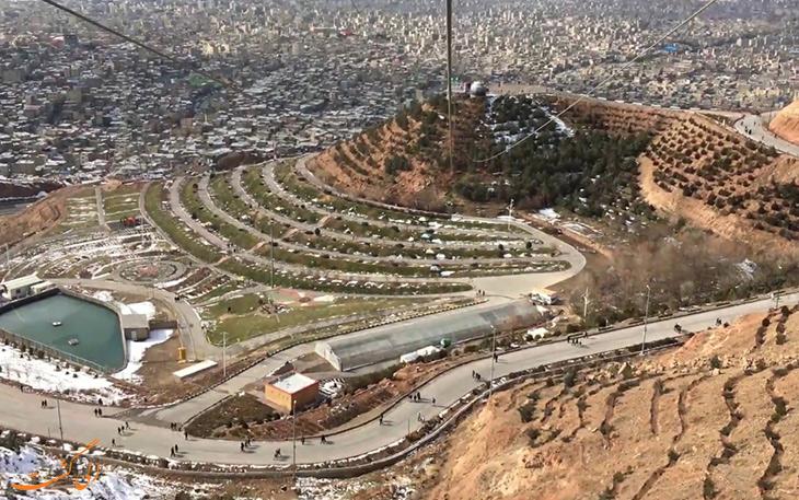 کوه عینالی