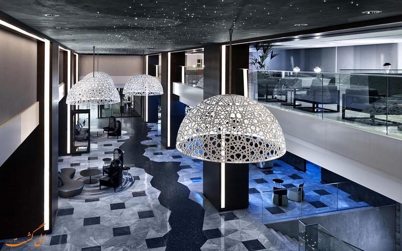 هتل مریدین اتیلر در استانبول