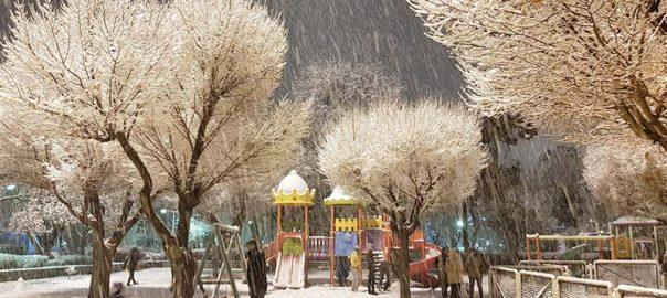 جاذبه های گردشگری تهران در فصل زمستان