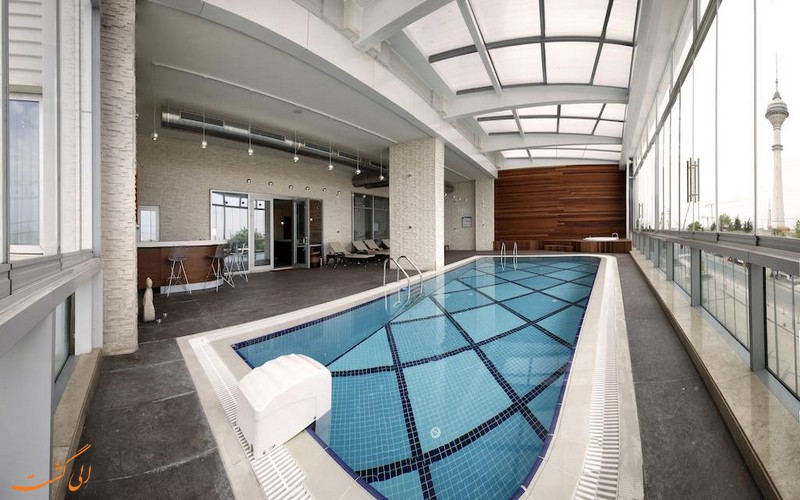 هتل 5 ستاره تویاپ پالاس در استانبول