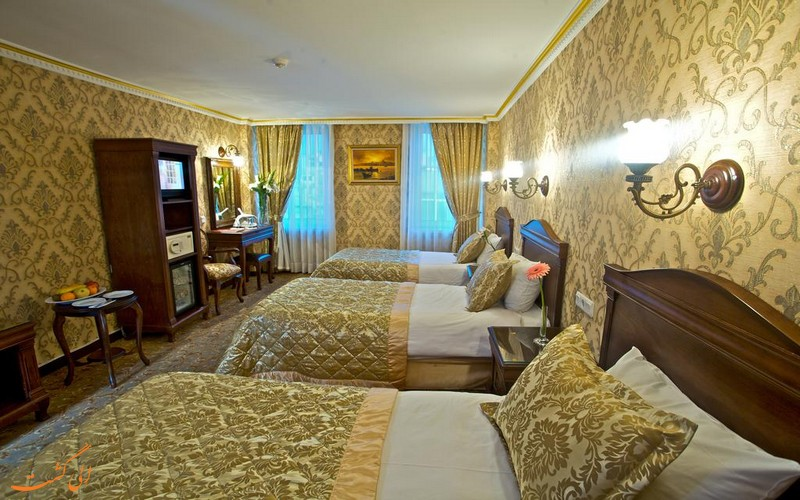 هتل مای اسس در استانبول