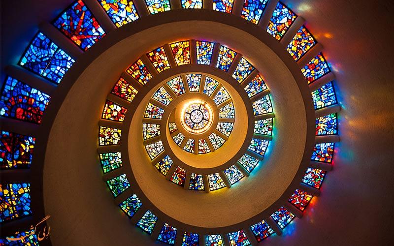 کلیسای شکرگزاری، تگزاس | Chapel of Thanksgiving