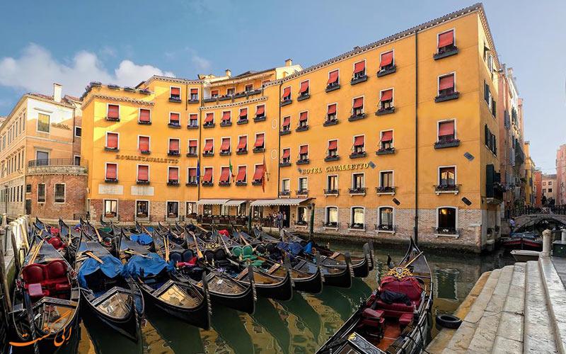 خدمات هتل آلبرگو کاوالتو اند دگو اورسلو ونیز