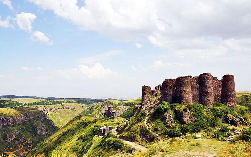 جاذبه های ارمنستان