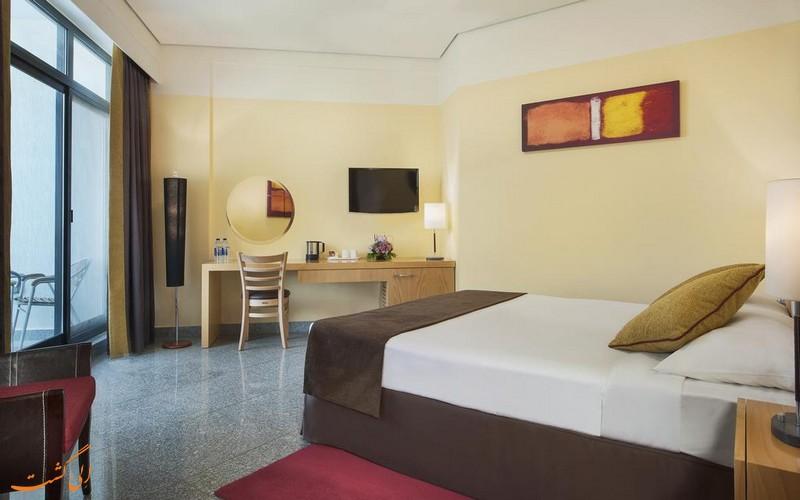 هتل 3 ستاره عربین پارک