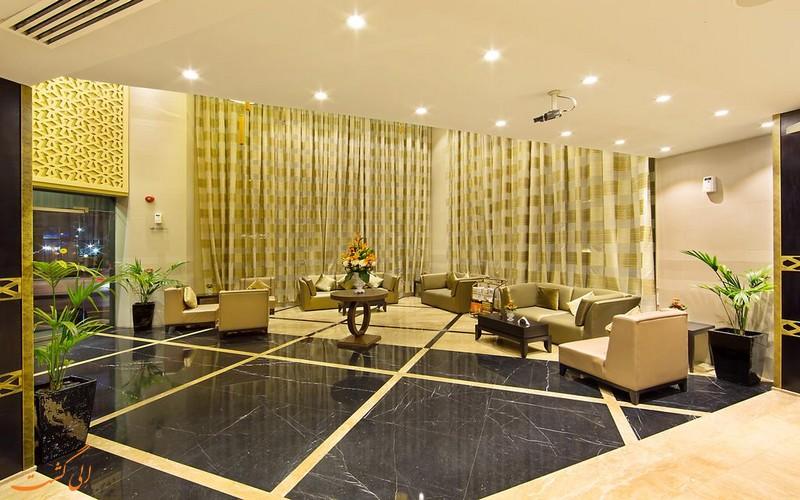 هتل لوتوس گرند دبی