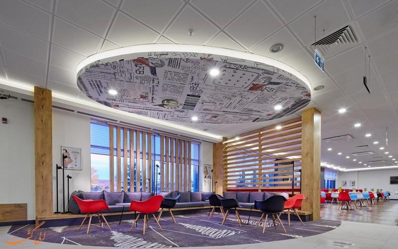هتل آیبیس ایرپورت در آنکارا