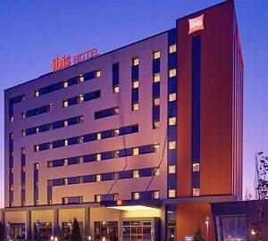 هتل آیبیس ایرپورت آنکارا