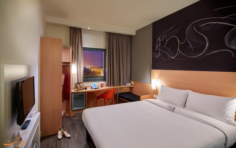 هتل 3 ستاره آیبیس ایرپورت آنکارا