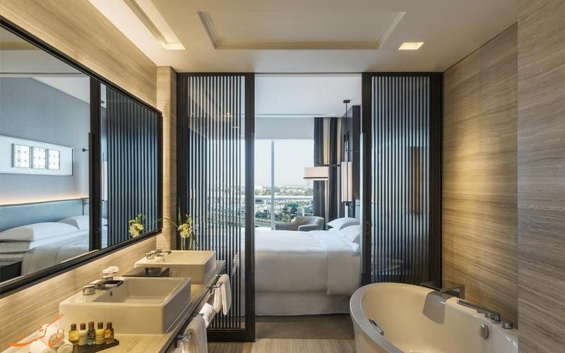 هتل 5 ستاره شرایتون گرند در دبی