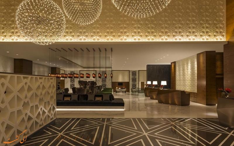 هتل شرایتون گرند در دبی