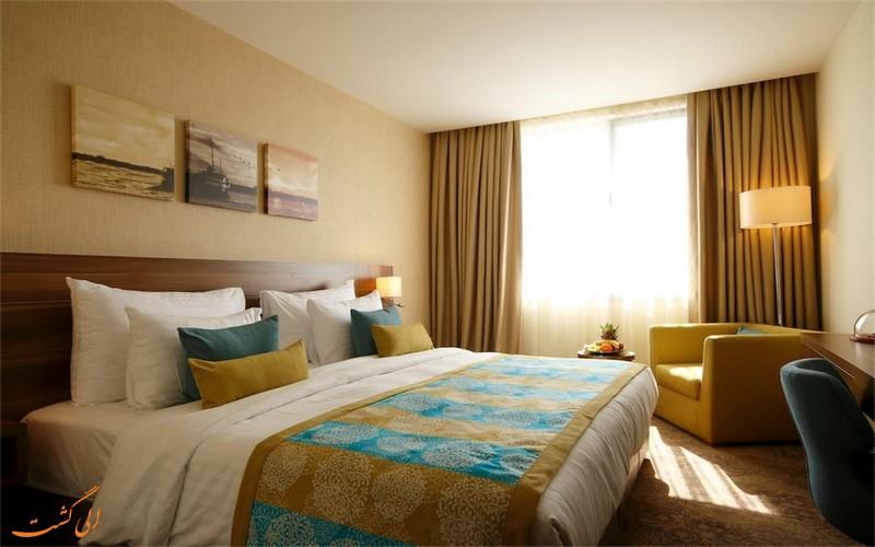 هتل 5 ستاره تویاپ پالاس استانبول