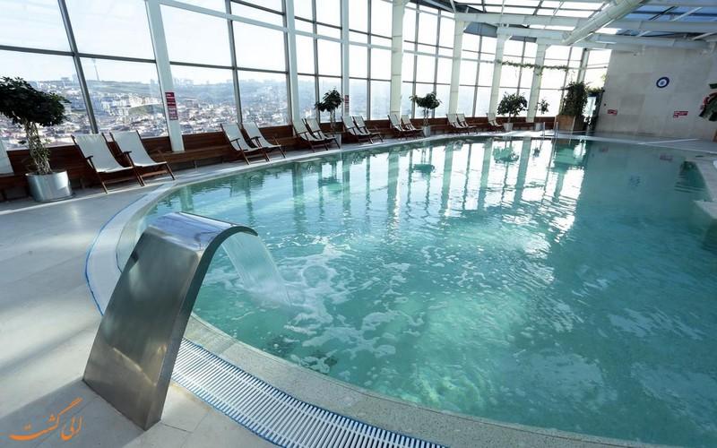 هتل 5 ستاره اسر پرمیوم استانبول
