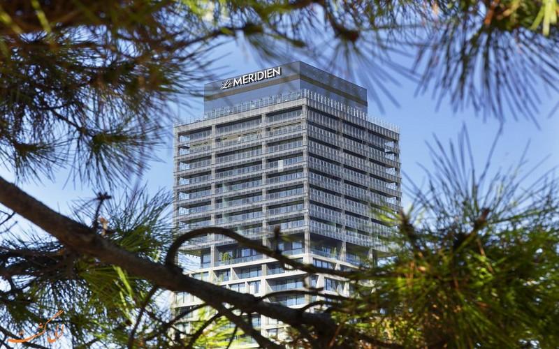 هتل مریدین اتیلر استانبول