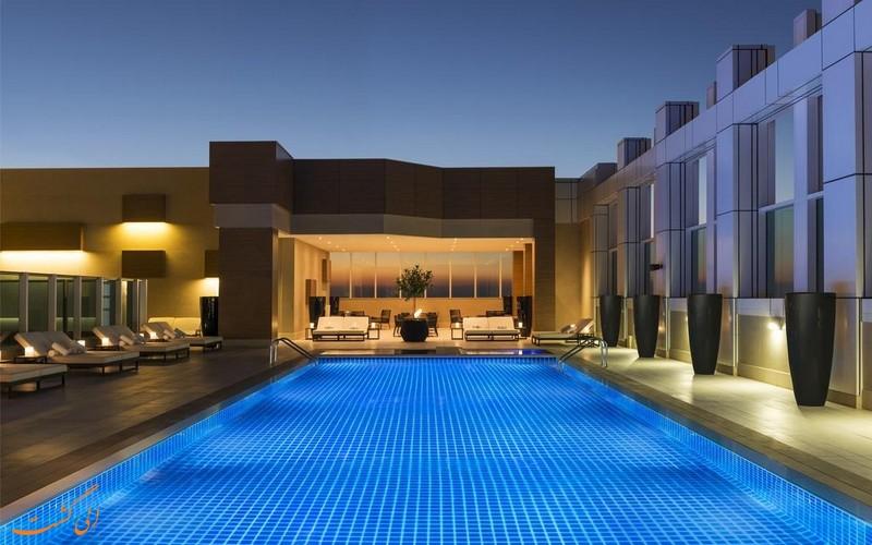 هتل 5 ستاره شرایتون گرند دبی