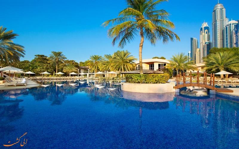هتل 5 ستاره هابتور گرند در دبی