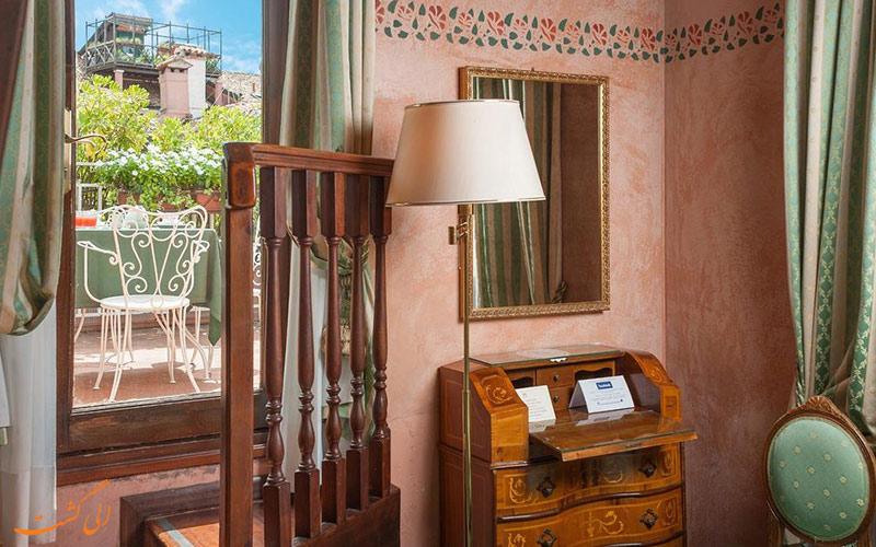 معرفی هتل جورجیونه ونیز