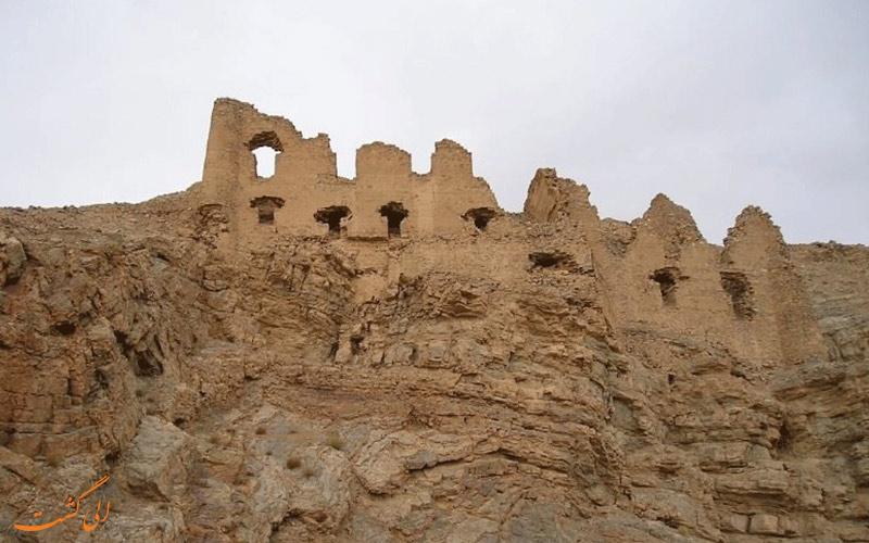 با قلعه ی افسانه ای گردکوه آشنا شوید!