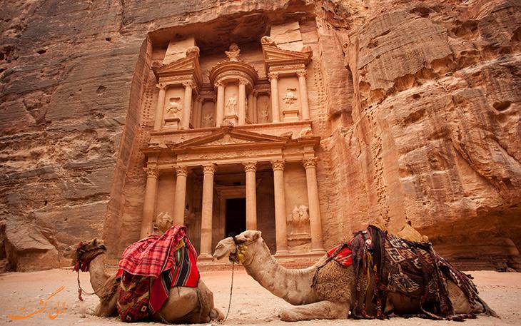 پترا در اردن