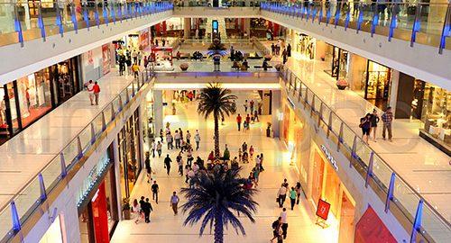 بزرگترین مراکز خرید