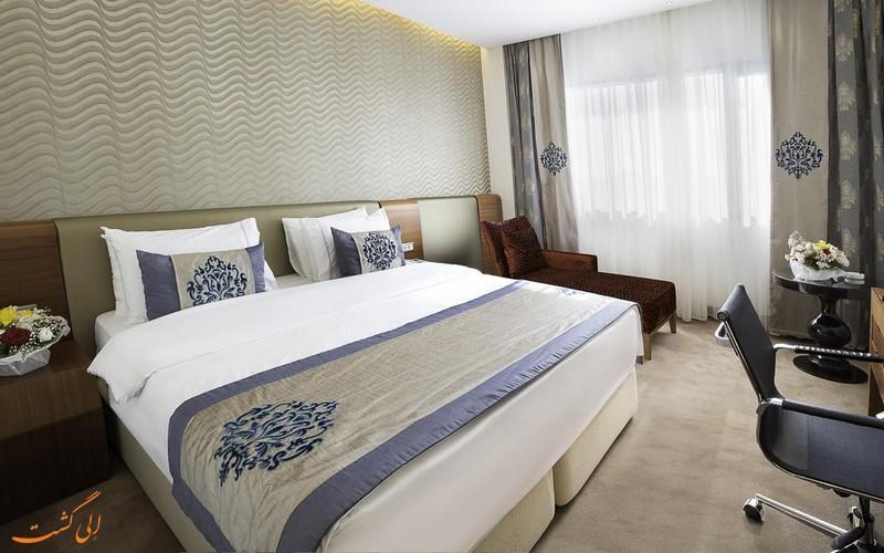 هتل 5 ستاره رامادا آتاکوی استانبول
