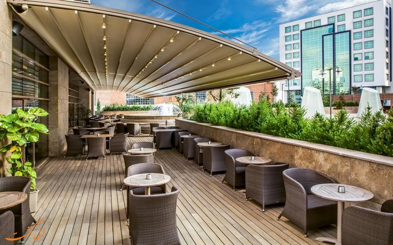 هتل 5 ستاره گوریون در استانبول