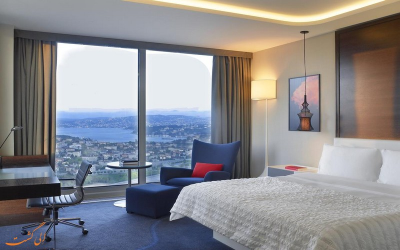 هتل 5 ستاره مریدین اتیلر