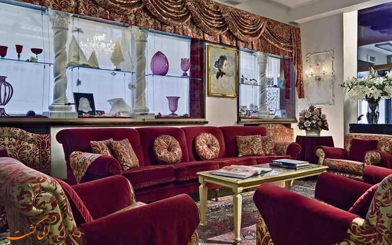 خدمات هتل جورجیونه ونیز