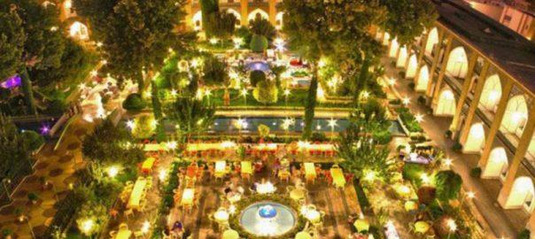 سرگذشت عجیب و تاریخی زیباترین هتل در خاورمیانه آن هم در قلب ایران!