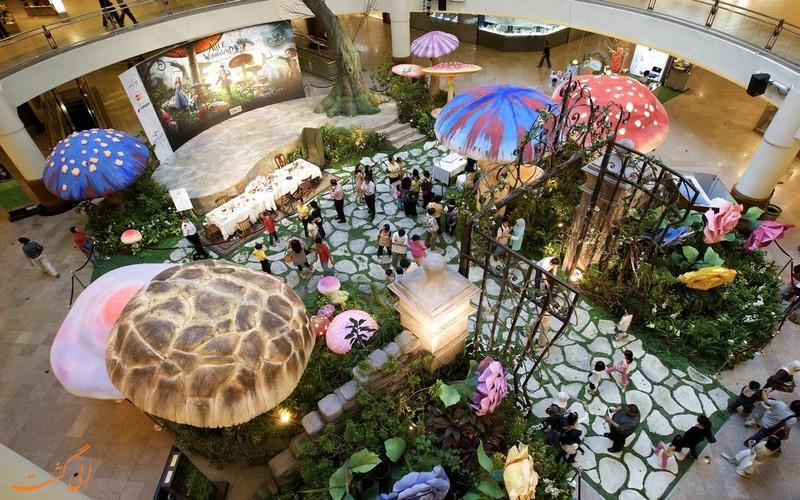 هتل 3 ستاره سیتیتل مید ولی کوالالامپور