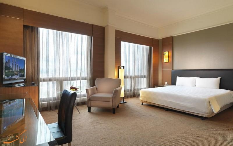 هتل 3 ستاره سیتیتل مید ولی