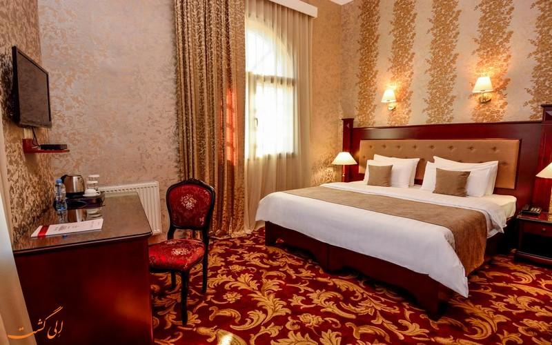 هتل 4 ستاره ریور ساید در تفلیس