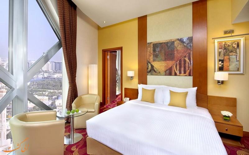 هتل سیتی سیزنز تاورز