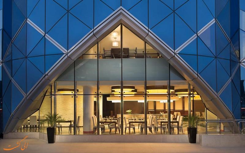 هتل 4 ستاره سیتی سیزنز تاورز