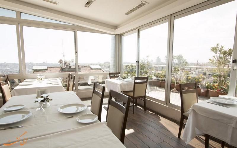 هتل ویلا زوریخ در استانبول